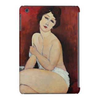 Large Seated Nude (oil on canvas) iPad Mini Retina Case