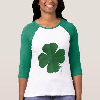 Large Shamrock T-Shirt