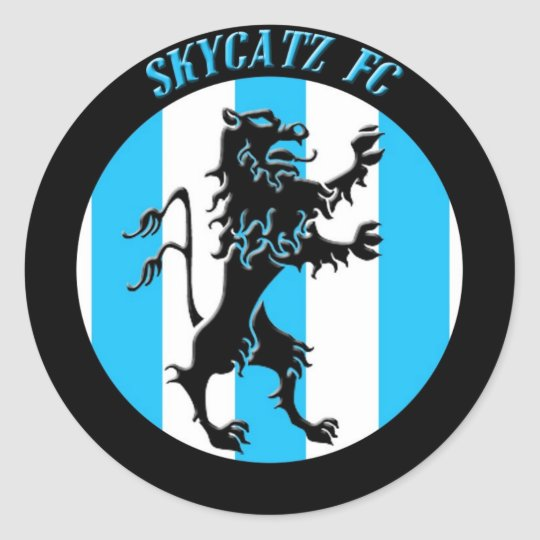 Large Skycatz Sticker