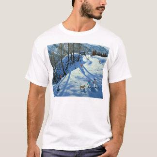 Large Snowball Zermatt T-Shirt