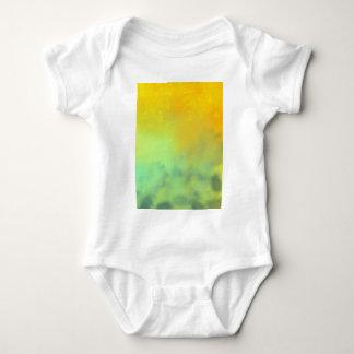 Large sunset baby bodysuit
