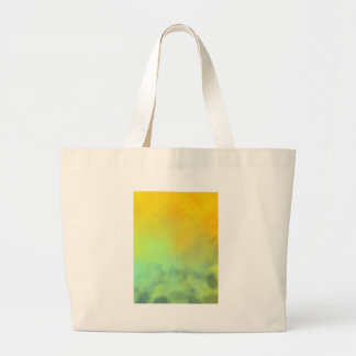 Large sunset jumbo tote bag