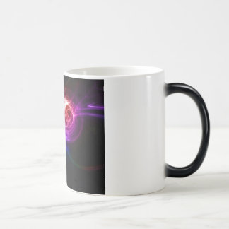 Large swirls magic mug