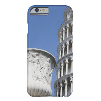 Large urn next to Leaning Tower of Pisa, Italy Barely There iPhone 6 Case