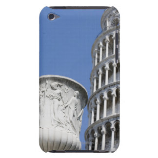 Large urn next to Leaning Tower of Pisa, Italy iPod Touch Case-Mate Case