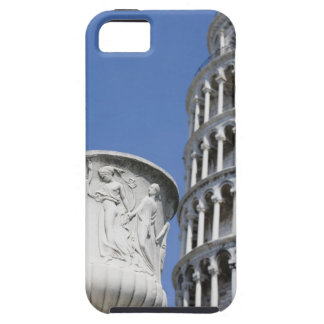 Large urn next to Leaning Tower of Pisa, Italy Tough iPhone 5 Case