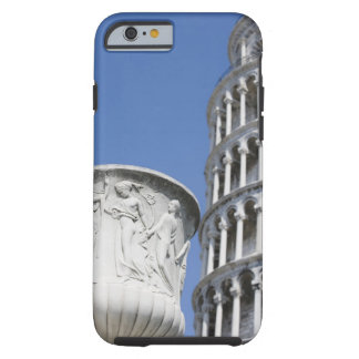 Large urn next to Leaning Tower of Pisa, Italy Tough iPhone 6 Case