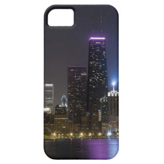 Large view of the northern Chicago skyline at iPhone 5 Covers