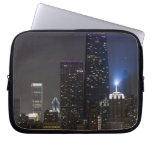 Large view of the northern Chicago skyline at Laptop Sleeves
