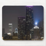 Large view of the northern Chicago skyline at Mouse Pad