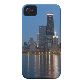 Large view of the northern section of the iPhone 4 Case-Mate case