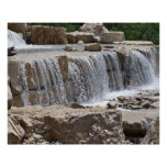 Large Waterfall Print-customise size Poster