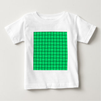 Large Weave - Spring Green T-shirt