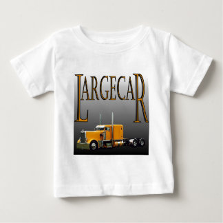 Largecar Blk Tshirt