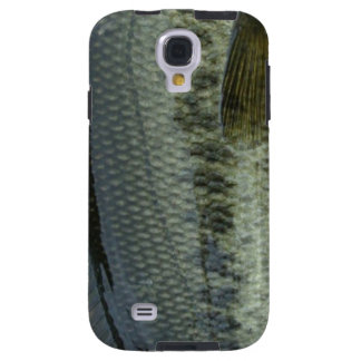 Largemouth Bass by Patternwear© Fly Fishing Galaxy S4 Case