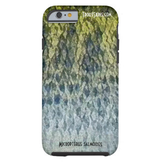 Largemouth Bass Cell Phone Case