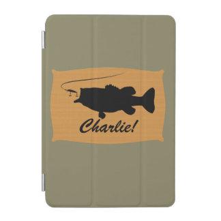 Largemouth Bass Name Customizable iPad Mini Cover