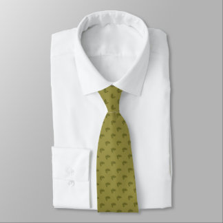 Largemouth Bass with Any Color Background Tie