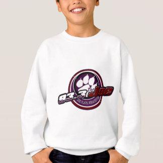 larger sweatshirt