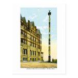 Largest Totem Pole in the World, Tacoma,Washington Post Card