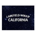 Larkfield-Wikiup California Postcard