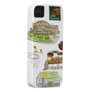 Larkin Square iphone case