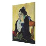 L'Arlesienne, 1888 Gallery Wrap Canvas
