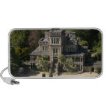 Larnach Castle, Dunedin, New Zealand - aerial Portable Speakers