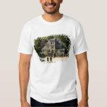 Larnach Castle, Dunedin, New Zealand - aerial Tee Shirts