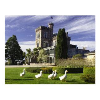Larnach Castle, Otago Peninsula, Dunedin, Postcard