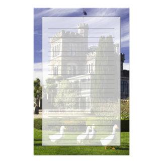 Larnach Castle, Otago Peninsula, Dunedin, Stationery