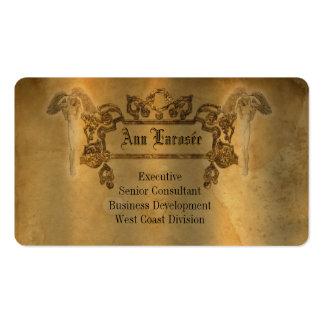 Larosée Biz  Round Edge Customizable Pack Of Standard Business Cards