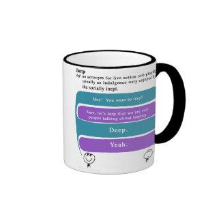 larp ringer mug