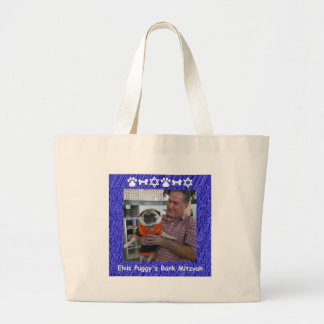 Larry and Cool Large Tote Bag