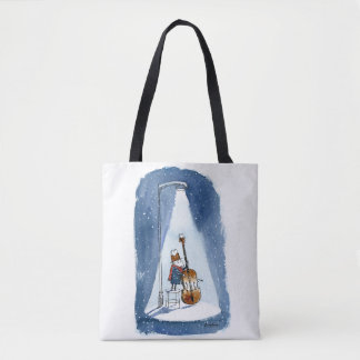 Larry Day and Alice tote bag