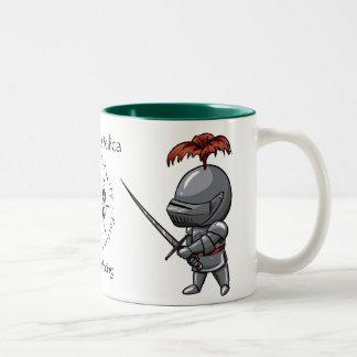 L'Arte Della Bellica Mug