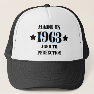 Larva in 1963 - Aged ton perfection Trucker Hat
