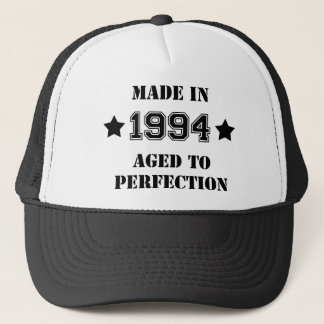 Larva in 1994 - Aged ton perfection Trucker Hat