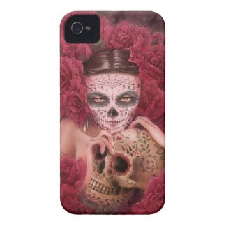 Las Calaveras Blackberry Case