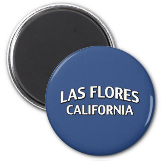 Las Flores California Refrigerator Magnets
