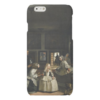 Las Meninas Diego Velázquez Fine Art iPhone 6 Plus Case