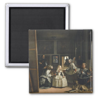Las Meninas Diego Velázquez Fine Art Magnet