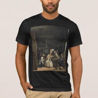 Las Meninas Diego Velázquez Fine Art T-Shirt