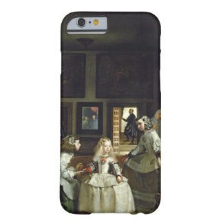 Las Meninas or The Family of Philip IV, c.1656 Barely There iPhone 6 Case