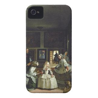 Las Meninas or The Family of Philip IV, c.1656 Case-Mate iPhone 4 Cases