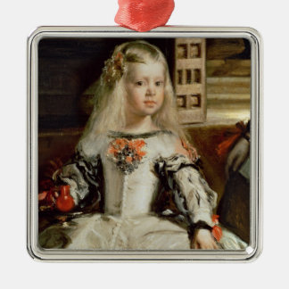 Las Meninas or The Family of Philip IV, c.1656 Christmas Ornament