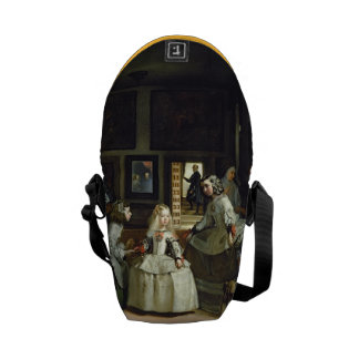 Las Meninas or The Family of Philip IV, c.1656 Courier Bag