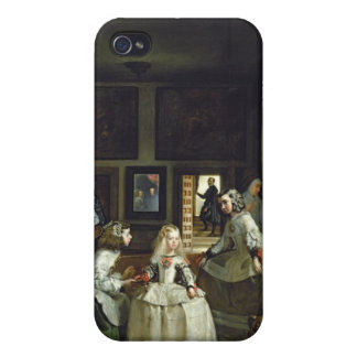 Las Meninas or The Family of Philip IV, c.1656 iPhone 4/4S Cover