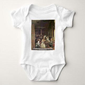 Las Meninas (Self Portrait With The Royal Family) Tshirts