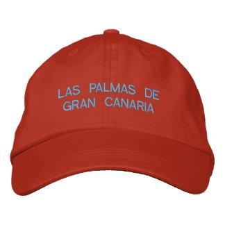 Las Palmas de Gran Canaria Embroidered Hats
